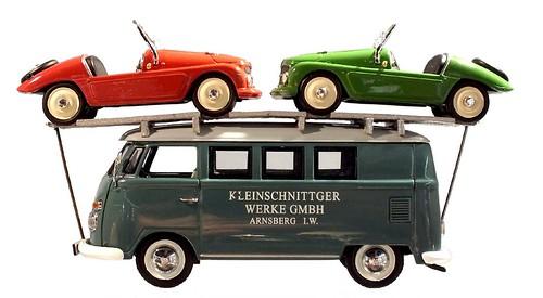 Schuco VW Bulli Kleinschnittger 1-033