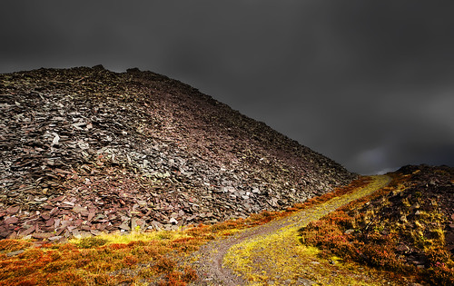 slate quarry northwales dinorwic