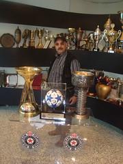Poseta FK Partizan
