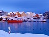 Colourful Tromsø