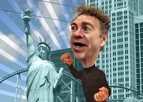 Rand Paul - Caricature