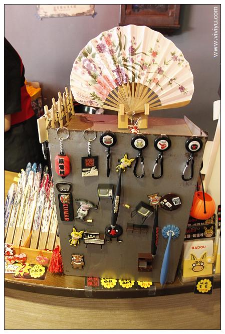 [南投.旅遊]溪頭松林町妖怪村~妖怪商店街.可愛妖怪商品限定發售 @VIVIYU小世界