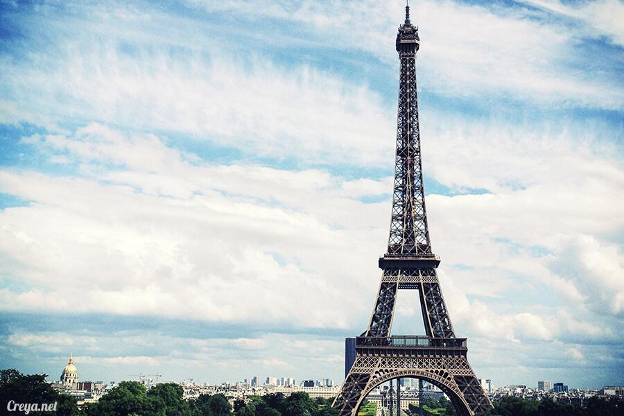 2016.10.09 | 看我的歐行腿| 艾菲爾鐵塔,五個視角看法國巴黎市的這仙燈塔 05