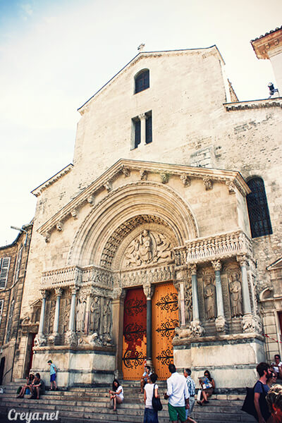 2016.10.30 | 看我的歐行腿| 一個人旅行南法亞爾勒 Arles,但永遠不會是一個人 27