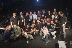 Millennial Minds vs Boomer Brains - Battle of the Bands (Credit: Arthur Mola Photography)