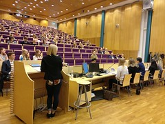 "Avajaisseminaari 2016 • <a style=""font-size:0.8em;"" href=""http://www.flickr.com/photos/128126327@N04/30870668070/"" target=""_blank"">View on Flickr</a>"
