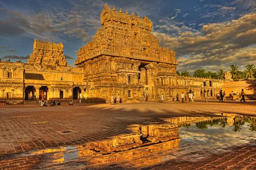 india architecture unescoworldheritagesite thanjavur... (Photo: Maverick on Flickr)