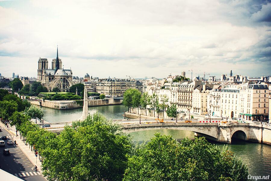 2016.10.02   看我的歐行腿  法國巴黎一日雙聖,在聖心堂與聖母院看見巴黎人的兩樣情 25