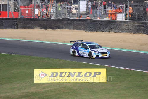 Colin Turkington during the BTCC Brands Hatch Finale Weekend October 2016