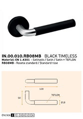 IN.00.010.RB08MB BLACK TIMELESS