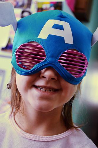 Norah Capt America