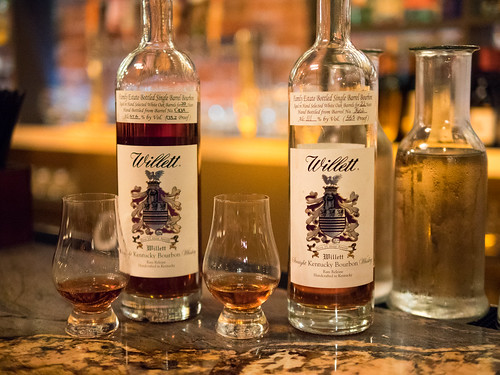 Jack Rose Dining Saloon Whiskey / Bourbon