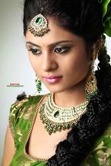 South Actress Deepika Das Traditional cum Hot Photos Set-3 (8)