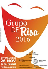 """Grupo de Risa -2016- • <a style=""""font-size:0.8em;"""" href=""""http://www.flickr.com/photos/52183104@N04/31055853965/"""" target=""""_blank"""">View on Flickr</a>"""