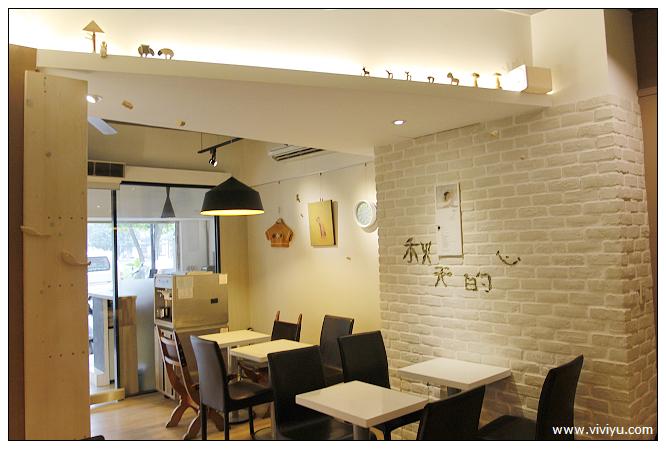 (關門大吉)[台北.美食]起初文創.輕食館~下午茶時間 @VIVIYU小世界