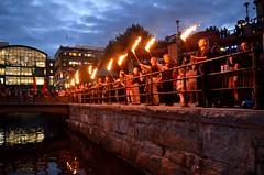 Lighting Ceremony (Photo by John Nickerson)