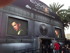 Ender's Game experience