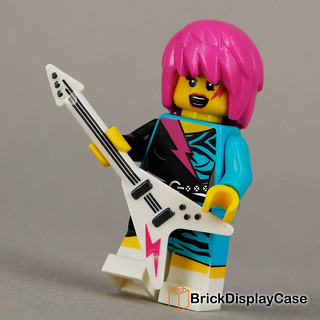 Rocker Girl 8831 Lego Minifigures Series 7