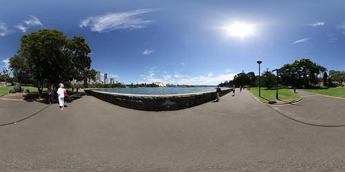 Royal Botanic Garden II - Panorama