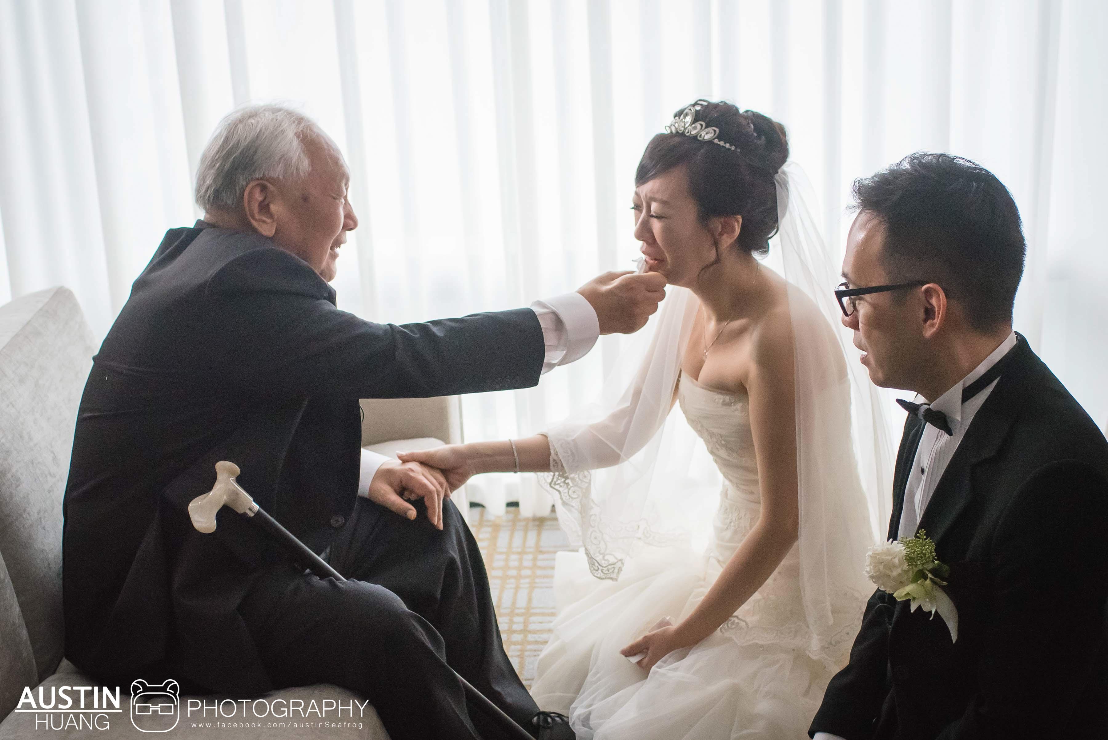 austinseafrog/海蛙攝影/婚攝海蛙婚禮攝影/婚禮紀錄/拍婚禮/婚攝/婚禮錄影/新祕/台北萬豪酒店/拜別