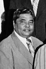 Senator Frank R. Santos, 1973