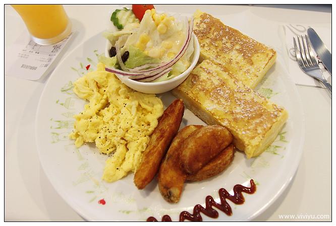 brunch,早餐 @VIVIYU小世界