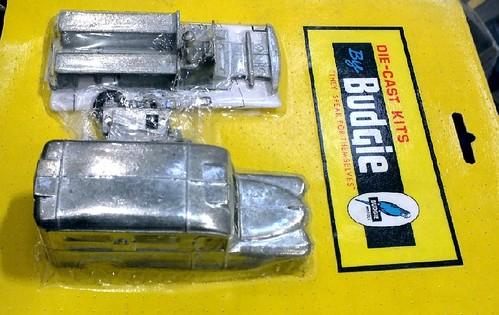 Budgie Daimler ambulance kit