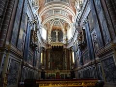 Evora Cathedral Altar