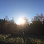 """Sunday morning. En helg morgon på landet slår det mesta. Solen sken och luften var klar. Inga bilar. #morning #sunday #morgon #landet #sol #awesomepic #photooftheday #nahöst #höst #october #autumn #sky #himmel <a style=""""margin-left:10px; font-size:0.8em;"""" href=""""http://www.flickr.com/photos/131645797@N05/30059230593/"""" target=""""_blank"""">@flickr</a>"""
