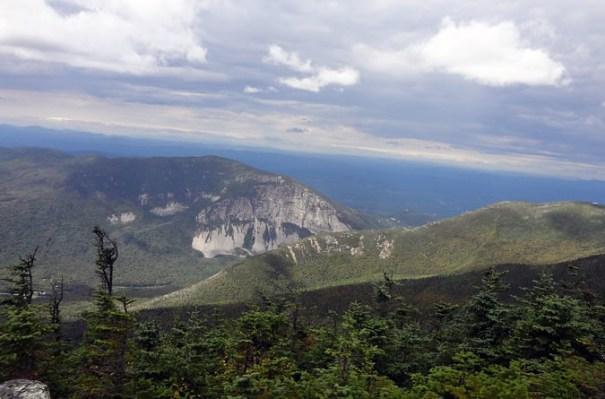 Franconia Ridge View of Mt. Cannon