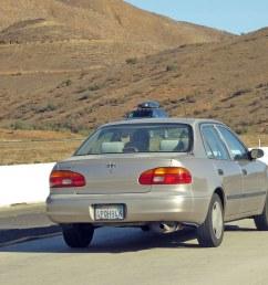 chevy prizm 11 10 16 photo nut 2011 tags california car [ 1024 x 768 Pixel ]