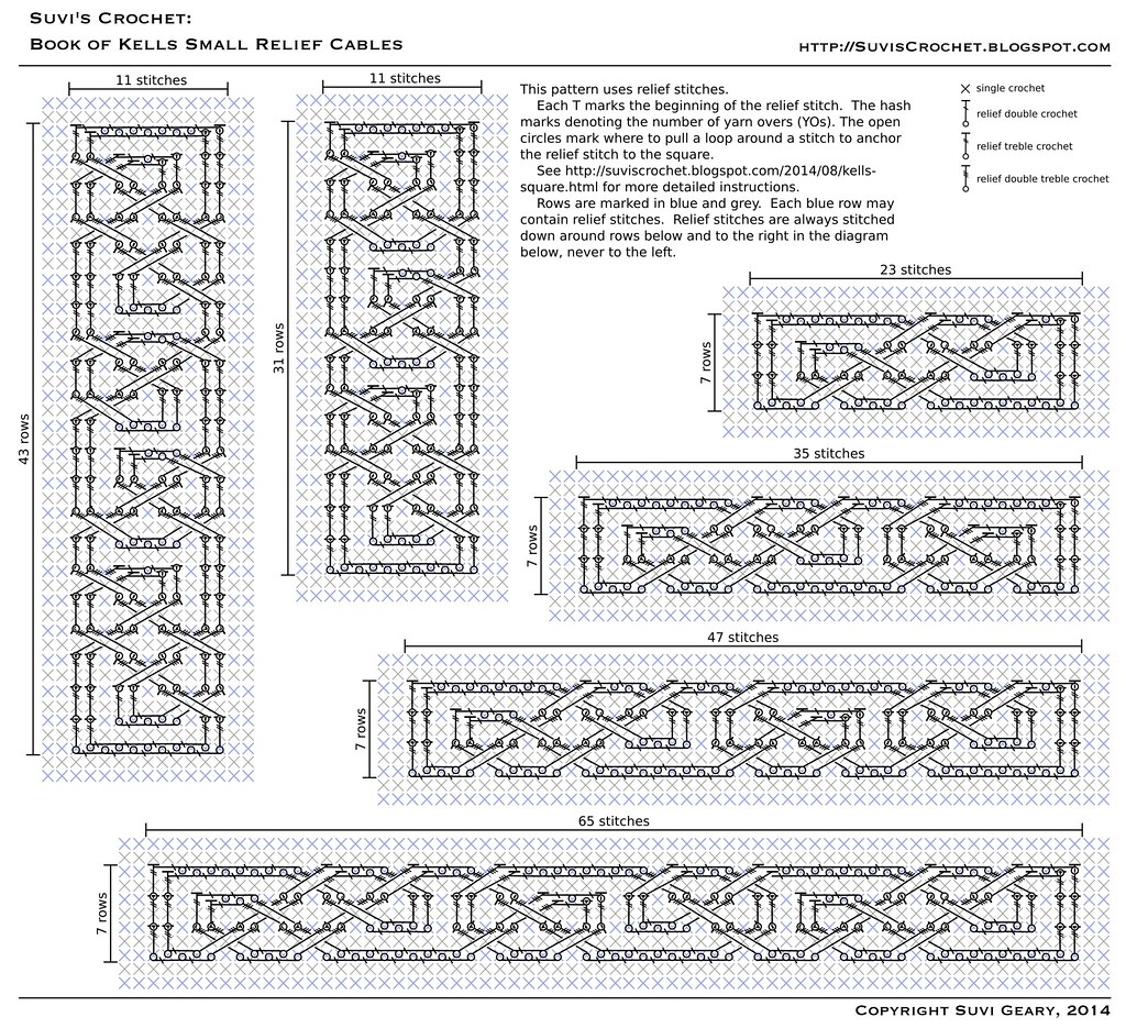The World S Best Photos Of Crochet And Diagram