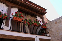 Balconada del patio