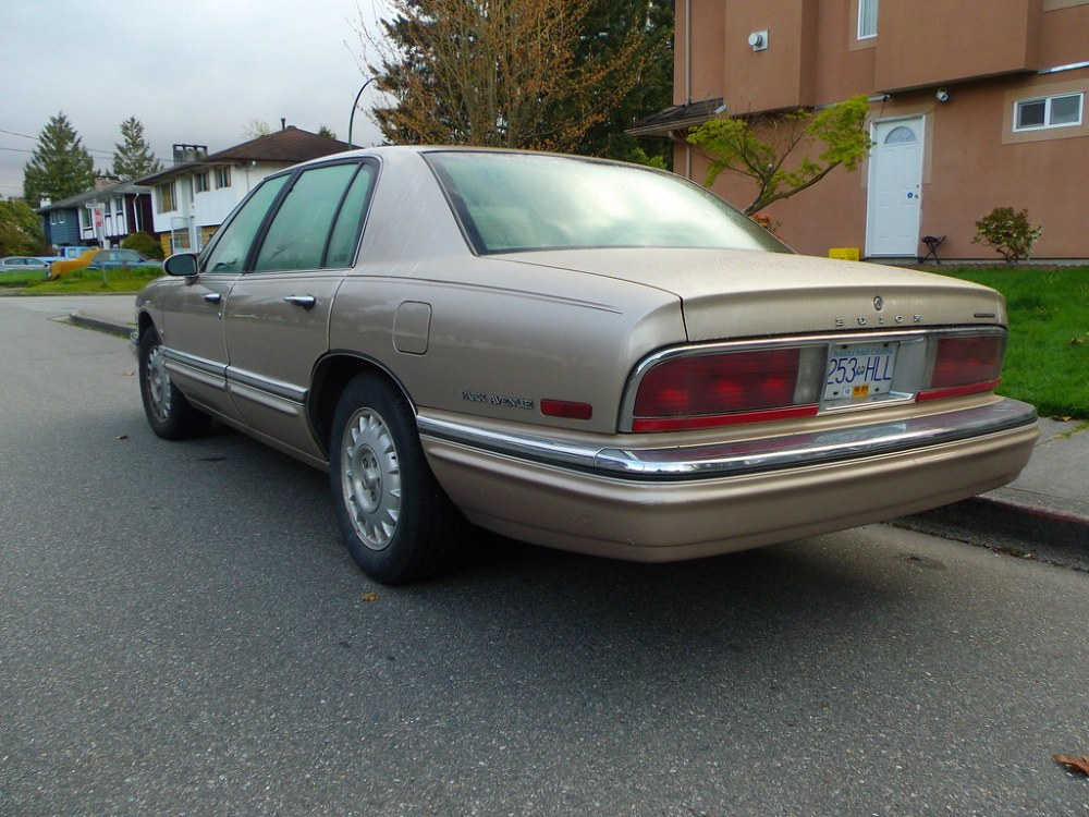 medium resolution of 1994 buick park avenue supercharged foden alpha tags park buick avenue mapleridge supercharged