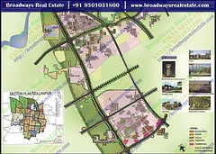 Omaxe The Resort 3bhk Site Layout