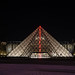 """Louvre Pyramid at night • <a style=""""font-size:0.8em;"""" href=""""http://www.flickr.com/photos/15533594@N00/15116027319/"""" target=""""_blank"""">View on Flickr</a>"""