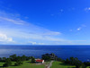 Photo:Seascape of Pacific Ocean from Shionomisaki Tower. 潮岬観光タワーから見た太平洋 By