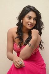 South Actress Deepika Das Hot in Pink Dress- Photos Set-6 (30)