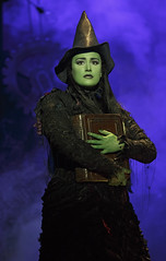 Emma Hunton in the Broadway Sacramento presentation of WICKED at the Sacramento Community Center Theater May 28 - June 15, 2014. Photo by Joan Marcus.