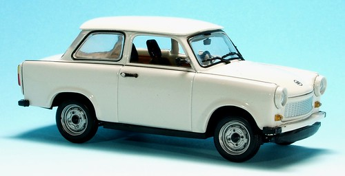 Minichamps Trabant 601S