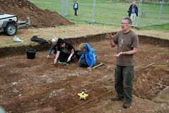 """West Kennet dig, 2014 • <a style=""""font-size:0.8em;"""" href=""""http://www.flickr.com/photos/96019796@N00/14684849997/"""" target=""""_blank"""">View on Flickr</a>"""