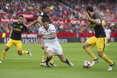 Sevilla - Atlético de Madrid. Liga