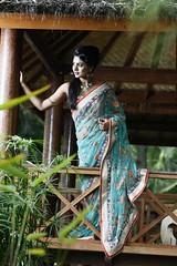 South Actress Deepika Das Traditional Photos Set-1 (6)