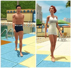 Fond Les Sims 3 Roaring Heights