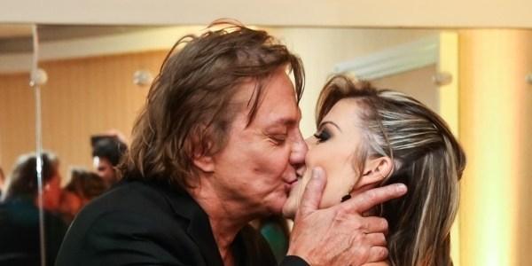 """""""Estou nervoso pra caramba"""", diz Fábio Jr. sobre sétimo casamento"""