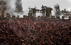 """The Chemical Brothers - Poble Espanyol, Barcelona - 27.10.2016 - 11 - M63C2168 copy • <a style=""""font-size:0.8em;"""" href=""""http://www.flickr.com/photos/10290099@N07/30540449011/"""" target=""""_blank"""">View on Flickr</a>"""
