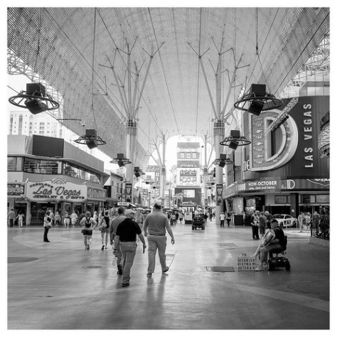 """New Day On Fremont Street • <a style=""""font-size:0.8em;"""" href=""""http://www.flickr.com/photos/150185675@N05/31664152965/"""" target=""""_blank"""">View on Flickr</a>"""