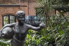Front - Jardín Botánico de Buenos Aires