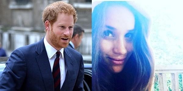 Namorada de princípe Harry já teria conhecido o cunhado, princípie William