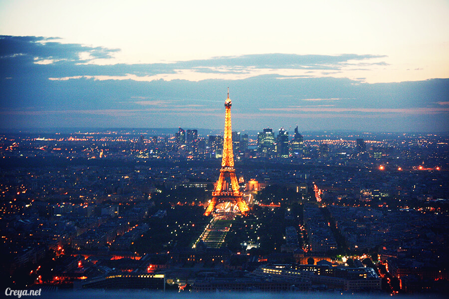 2016.10.09 | 看我的歐行腿| 艾菲爾鐵塔,五個視角看法國巴黎市的這仙燈塔 08